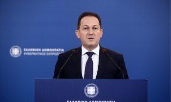Στέλιος Πέτσας: «Ζητήσαμε από την Ε.Ε. κυρώσεις κατά της Τουρκίας» (vid)