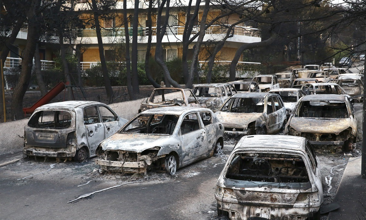 Φωτιά στο Μάτι – Έκθεση Γκουρμπάτση: «Στοιχειοθετείται το αδίκημα της θανατηφόρου έκθεσης κατά συρροή»!