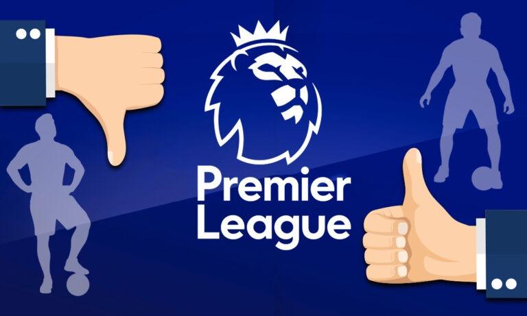 Premier League: Ποιοι ξεχώρισαν και ποιοι απογοήτευσαν