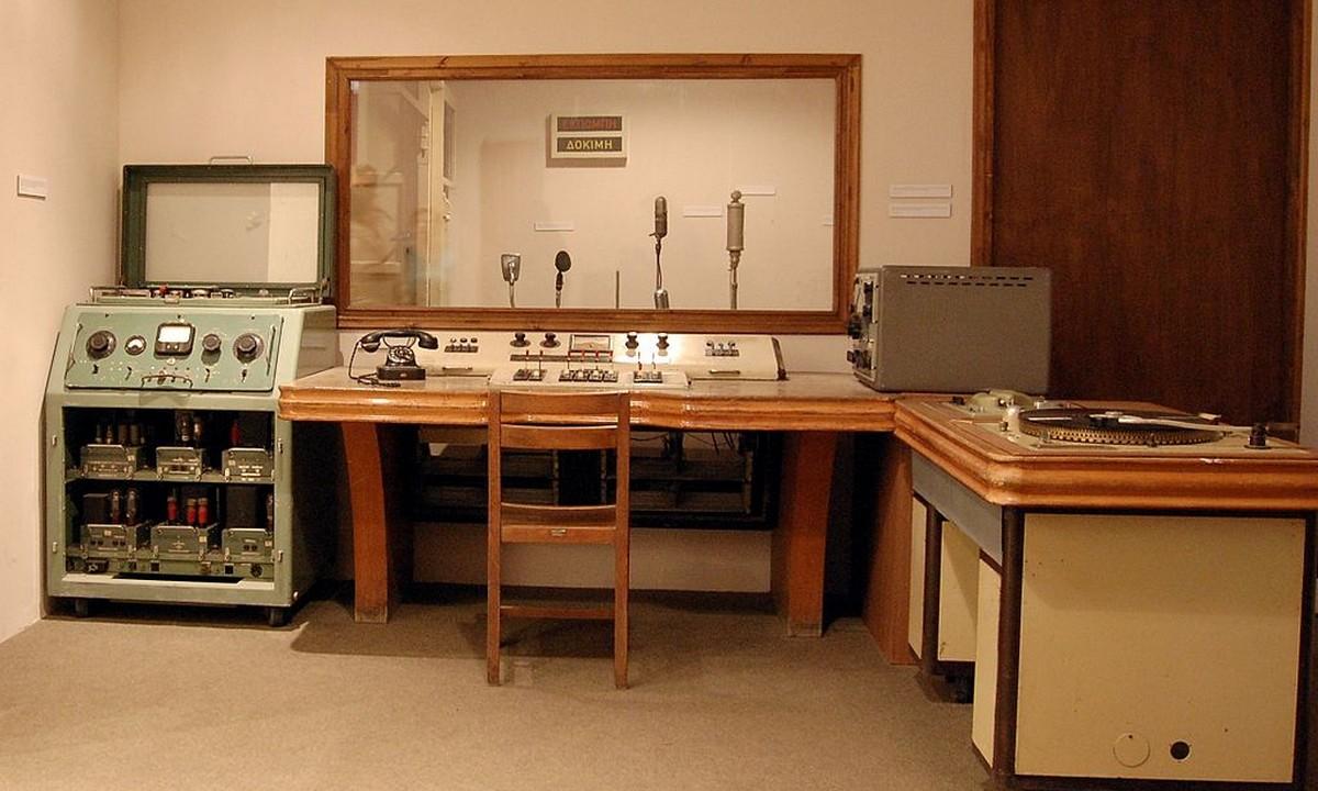 Εθνικόν Ίδρυμα Ραδιοφωνίας: Εγκαινιάστηκε 75 χρόνια πριν