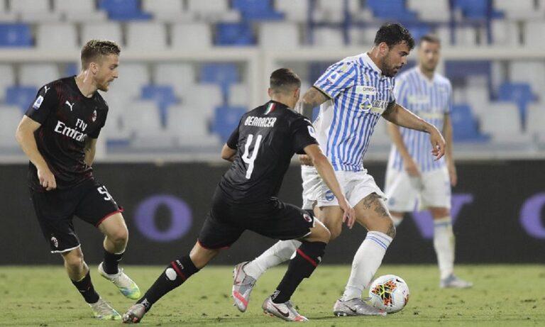 Serie A: Εξάρα η Ίντερ, βαθμό στο φινάλε η Μίλαν