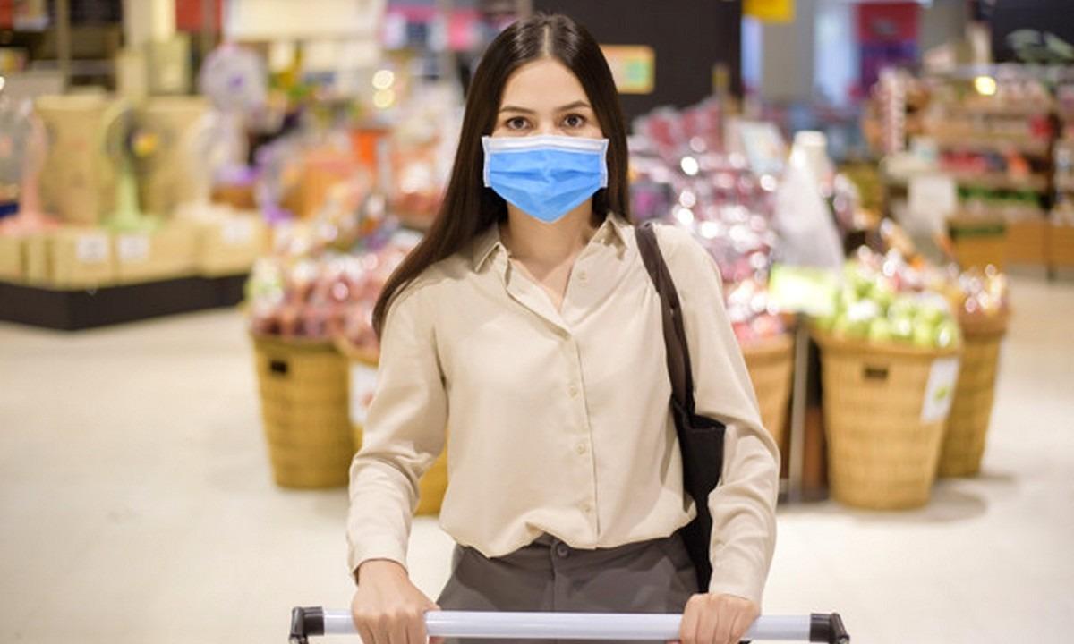 Κορονοϊός: Με μάσκα στα σούπερ μάρκετ αλλιώς πρόστιμο 150 ευρώ!