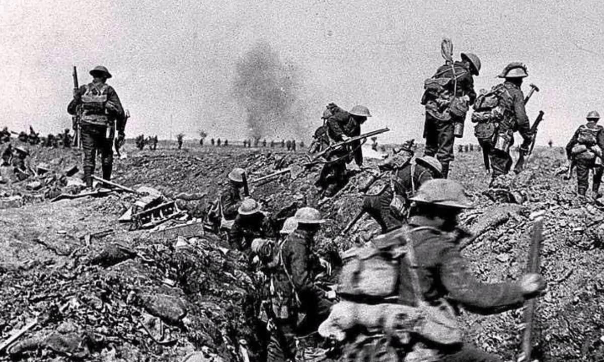 Α' Παγκόσμιος Πόλεμος: Η αρχή του κακού!