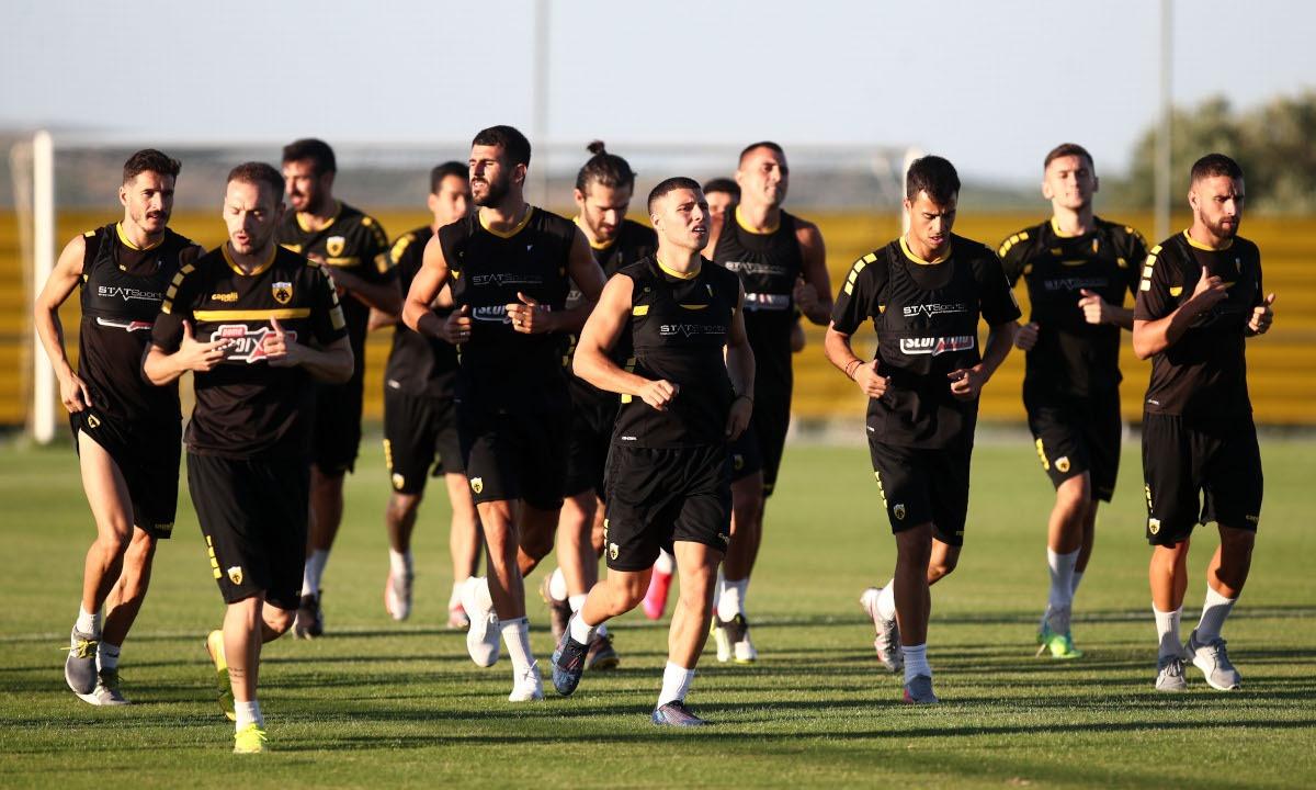 ΑΕΚ: Η αποστολή για το μεγάλο ματς με τον ΠΑΟΚ