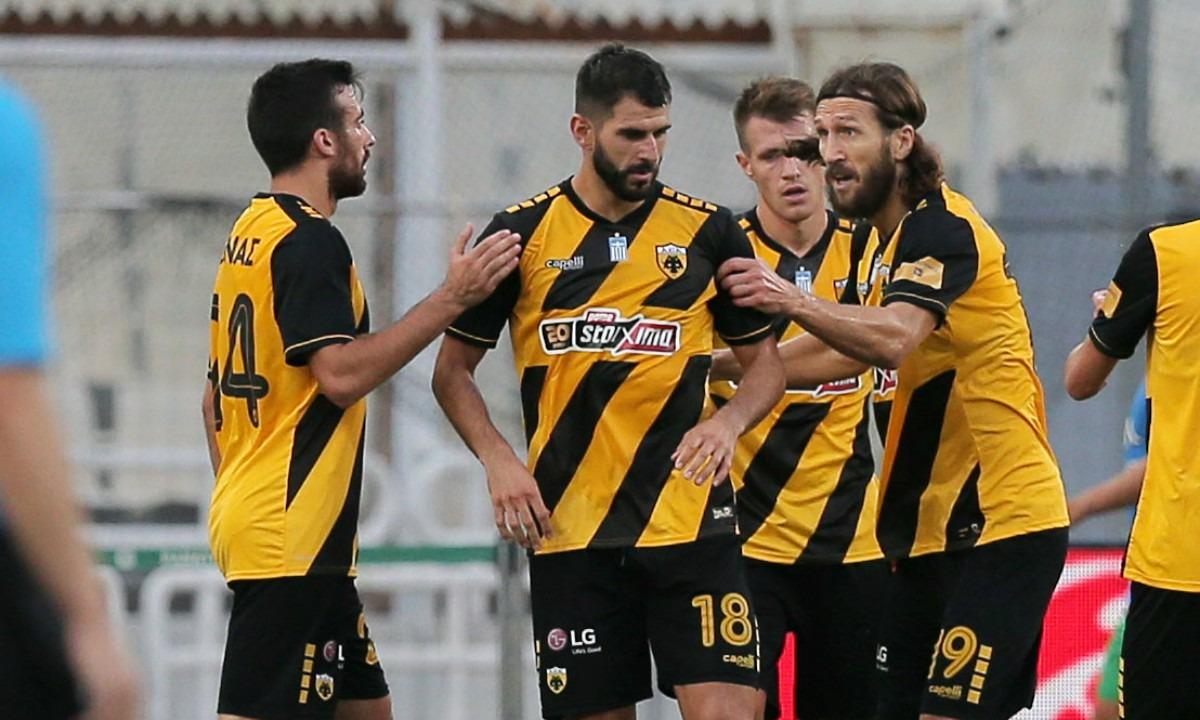 ΑΕΚ: Ιστορική νίκη με Παναθηναϊκό -Πρώτη φορά με 2 γκολ