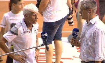 Δάκρυσε για τον πρωταθλητή Παναθηναϊκό ο Αγραπιδάκης - Τι είπε για Γιαννακόπουλο (vid)