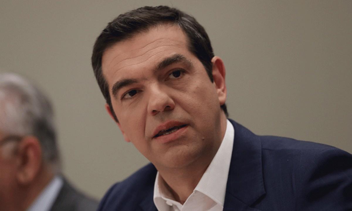 Τσίπρας: «Σοβαρή πρόκληση του Ερντογάν, παραβιάζει κατάφωρα τις οικουμενικές αξίες» (pic)