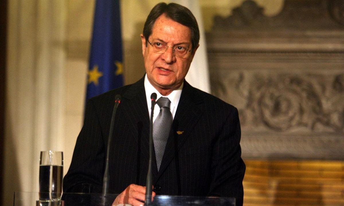 Νίκος Αναστασιάδης Κύπρος