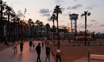 Κορονοϊός- Βαρκελώνη