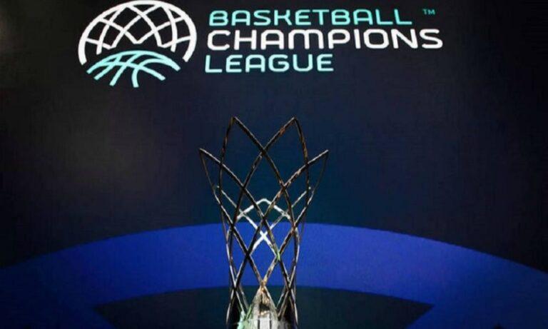 Basketball Champions League: Στα δύσκολα το Περιστέρι