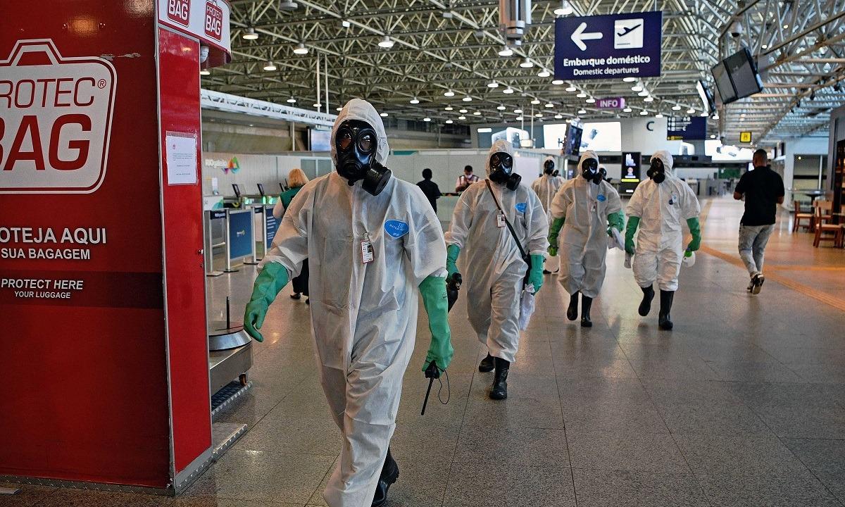 Βραζιλία: Ακόμα 1.223 θάνατοι από κορονοϊό - Φτάνουν τους 70 χιλιάδες οι νεκροί!