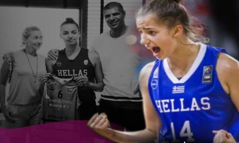 Η κόρη του Λάζαρου Παπαδόπουλου στον Παναθλητικό Συκεών