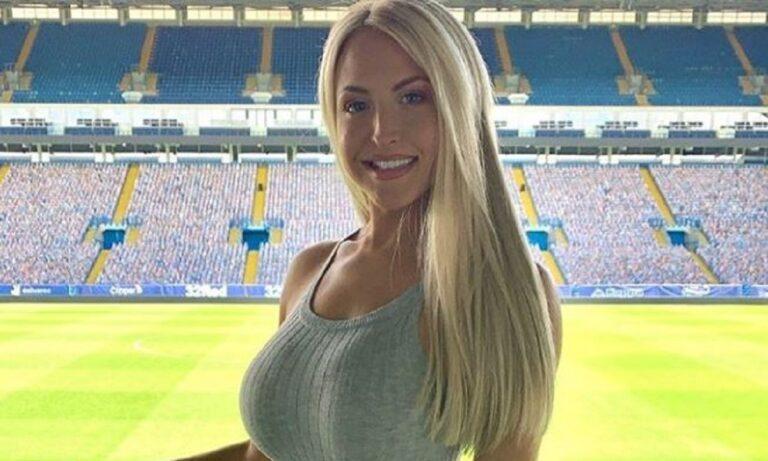 Έμμα Λουίς Τζόουνς: Η Λιντς έχει δημοσιογράφο για... Premier League (pics)