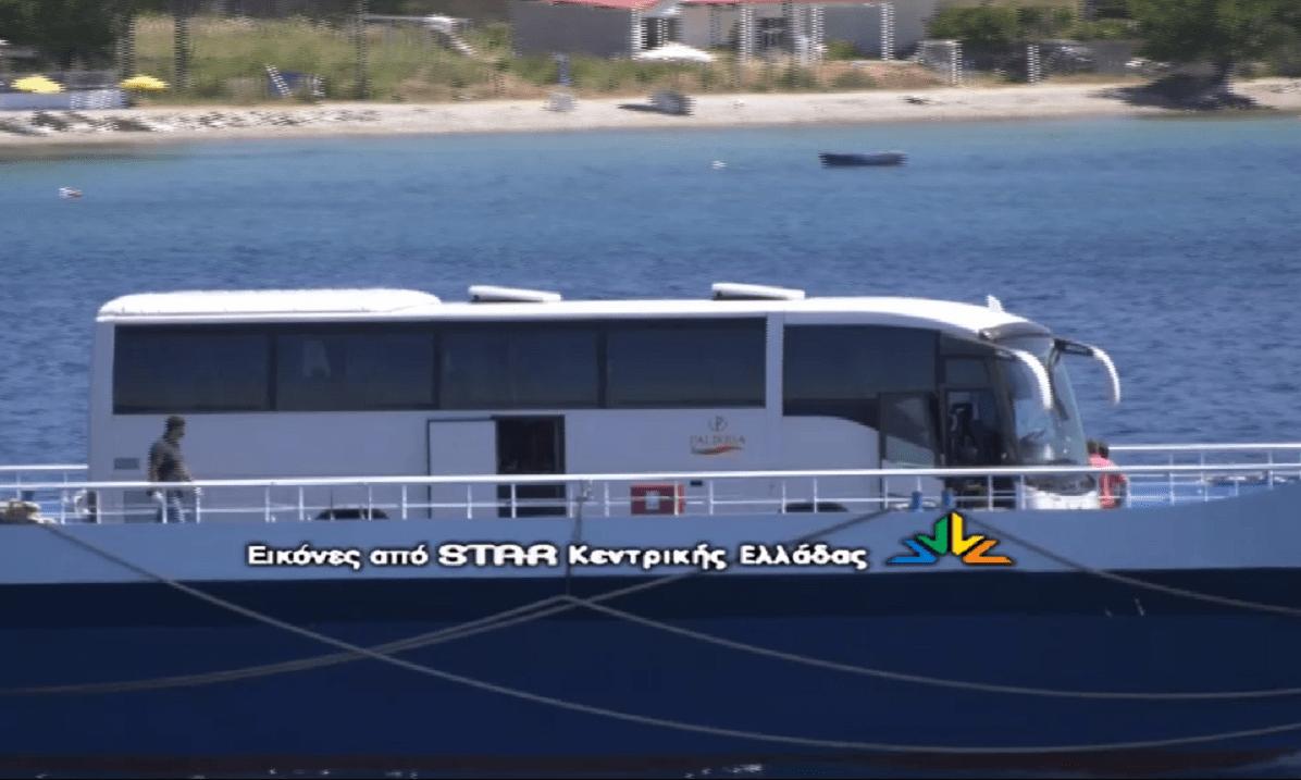 Πευκί Ευβοίας: Αποχώρησαν όλοι οι Σέρβοι τουρίστες – 7 θετικοί στον κορονοϊό (vids)
