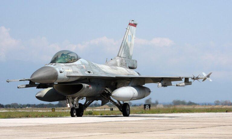 Πολεμική αεροπορία: Αναβαθμίζονται τα ελληνικά F-16