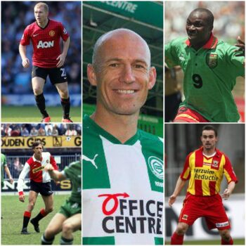 Football Legends: Οι μεγάλες επιστροφές στην ενεργό δράση