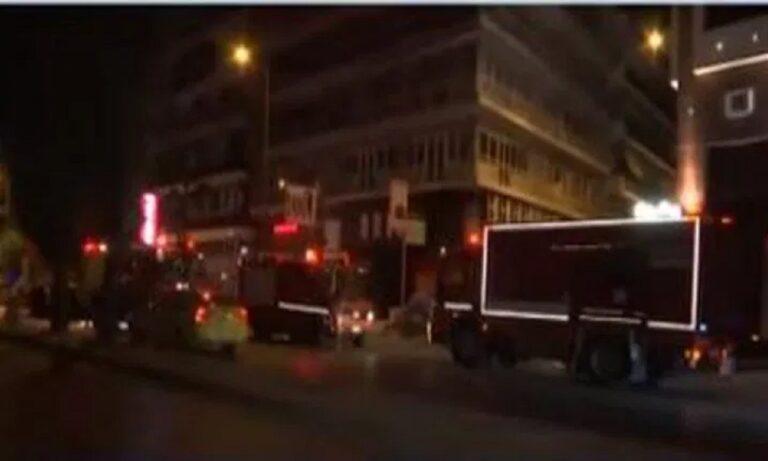 Αθήνα: Πυρκαγιά σε στριπτιζάδικο - Πανικός στη Μιχαλακοπούλου
