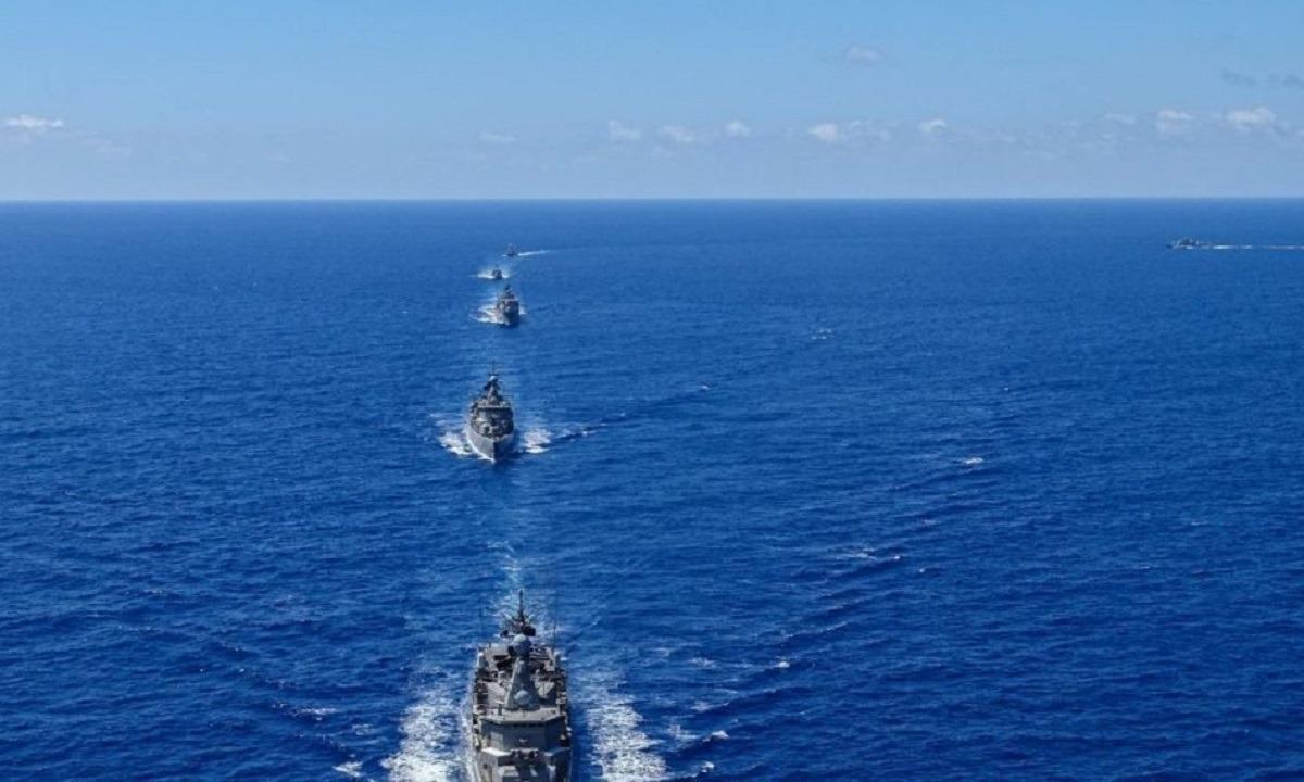 Καστελόριζο: Αποσύρεται σταδιακά το Πολεμικό Ναυτικό
