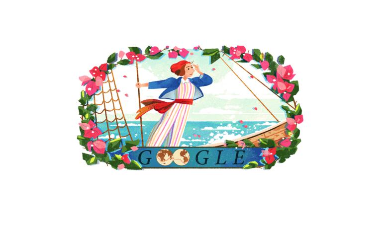 Google Doodle: Αφιερωμένο στην Jeanne Baret – Ποια είναι