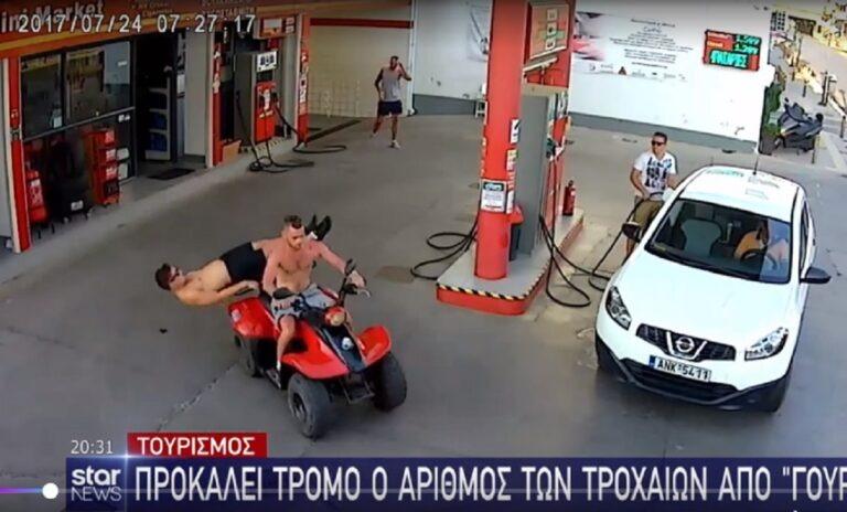 Σοκάρουν τα ατυχήματα με γουρούνες: Πάνω από 200 το χρόνο στην Ελλάδα! (vid)