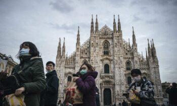 Ιταλία: Έλεγχοι σε επιβάτες πούλμαν που προέρχονται από χώρες με υψηλό αριθμό κρουσμάτων