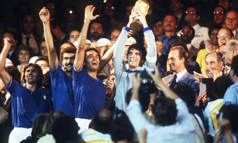1982: Ο θρίαμβος της Ιταλίας του Ρόσι