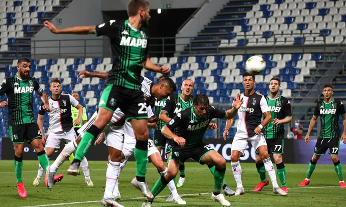 Serie A: Η Λάτσιο δεν εκμεταλλεύτηκε το «κάζο» της Γιουβέντους (Vids)