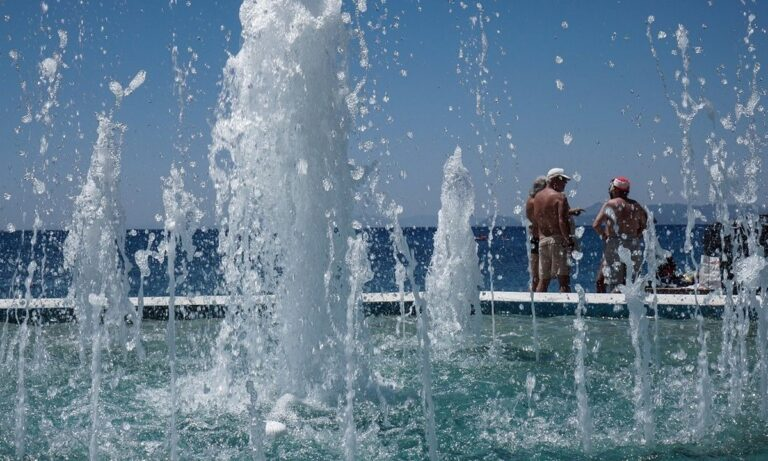 Καιρός 29/7: «Καμίνι» όλη η Ελλάδα!