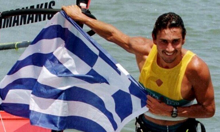«Χρυσός» ο Νίκος Κακλαμανάκης στην Ατλάντα