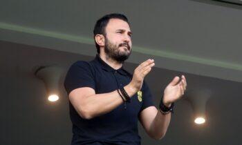 Άρης – Ban: Αποκαλύπτει τους υπεύθυνους ο Καρυπίδης