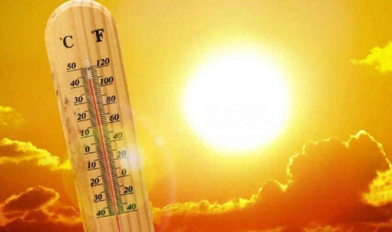 Σε ποιες περιοχές της χώρας θα «χτυπήσει» ο καύσωνας τις επόμενες ημέρες (vid)