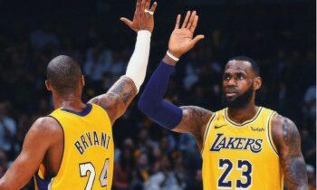 NBA: Ο ΛεΜπρόν... κουβαλάει τον Κόμπι μαζί του στο Ορλάντο (pic, vid)