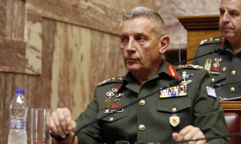 Καστελόριζο – Τουρκία: Επιστρέφει εσπευσμένα ο αρχηγός ΓΕΕΘΑ