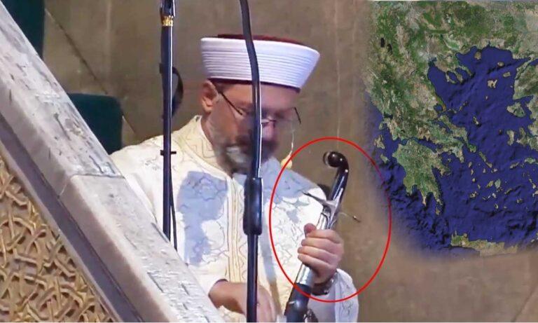Το «οθωμανικό ξίφος» βρίσκεται ήδη εντός των πυλών!