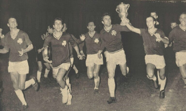 9 Ιουλίου 1961: Ο τελικός που κρίθηκε στο στρίψιμο της δεκάρας