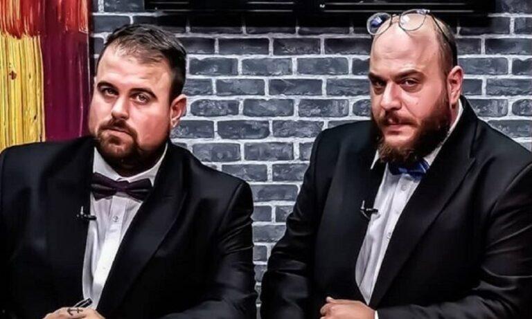 Φάνης Λαμπρόπουλος – Νικόλας Ράπτης: Με δική τους εκπομπή στον ANT1