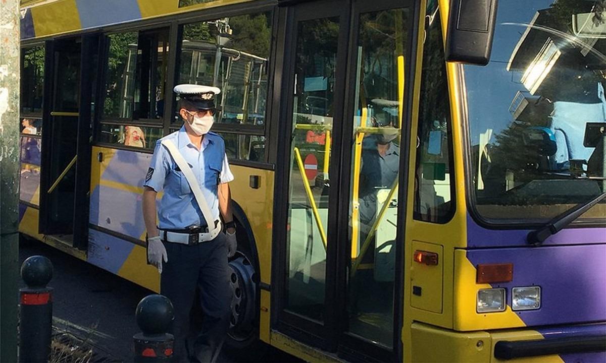 Πολίτης που δεν φόραγε μάσκα σε αστυνομικούς: «Θα δείτε τι θα πάθετε» (vid)
