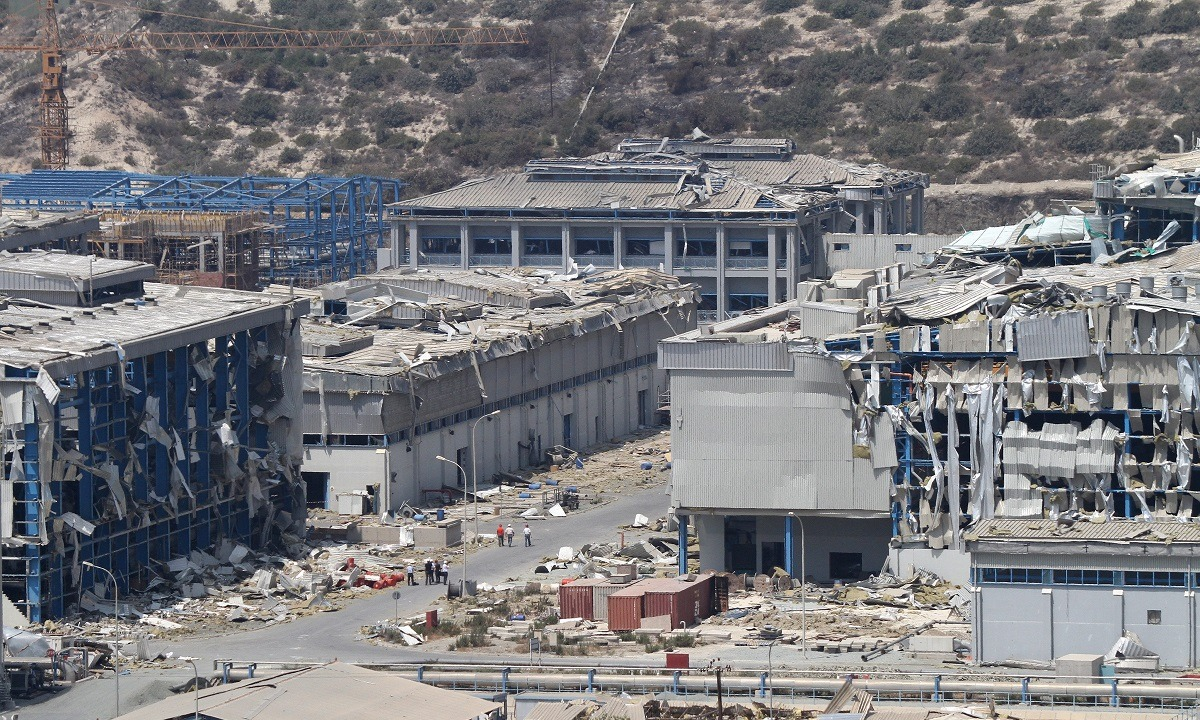 2011: H τρομερή έκρηξη στο Μαρί της Κύπρου στερεί τη ζωή σε 13 άτομα (vid)