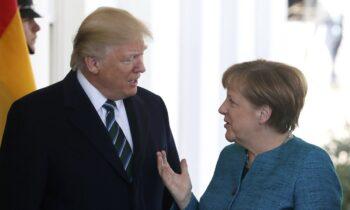 G7: «Όχι» από Μέρκελ και Τραμπ για την επιστροφή Πούτιν