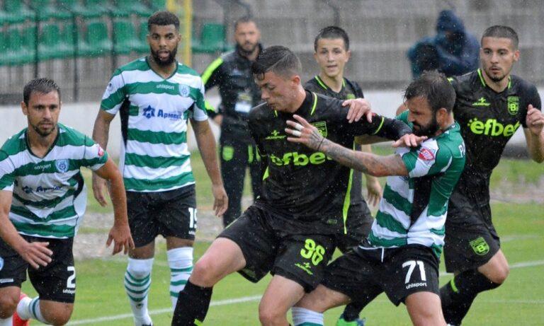 Τσέρνο Μόρε: Θετικοί στον κορονοϊό 16 ποδοσφαιριστές στην ομάδα του Δημήτρη Χαντάκια