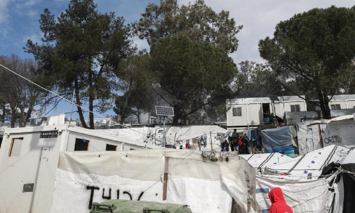 Άγριο φονικό με μετανάστες στη Μόρια