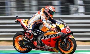 MotoGP: Ταχύτερος ο Μαρκέθ στις πρώτες δοκιμές