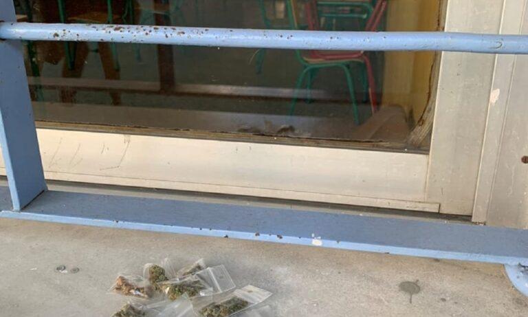 Απίστευτο! Σύρος έκρυβε ναρκωτικά μέσα σε νηπιαγωγείο