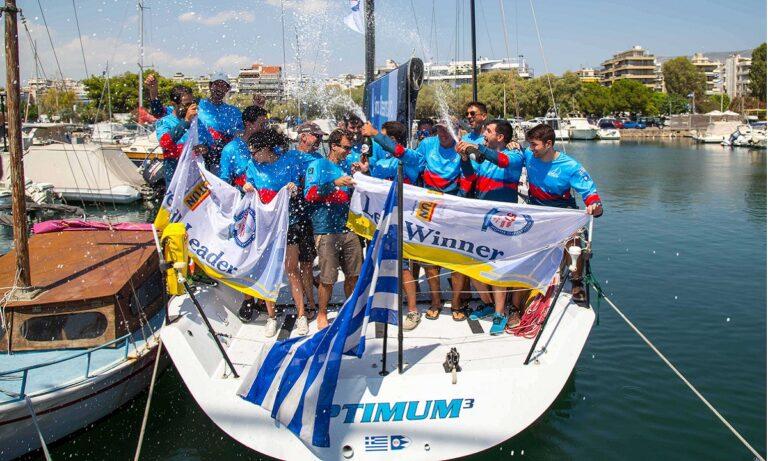 To «Optimum 3 – Samos Steamship», νικητής του «57ου Ράλλυ Αιγαίου»