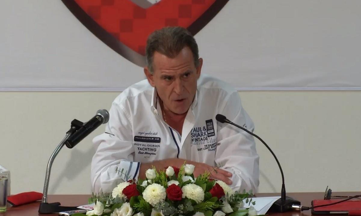 Πανόπουλος: «Φεύγω, αν δεν βρεθεί αγοραστής, κλείνει η ομάδα»
