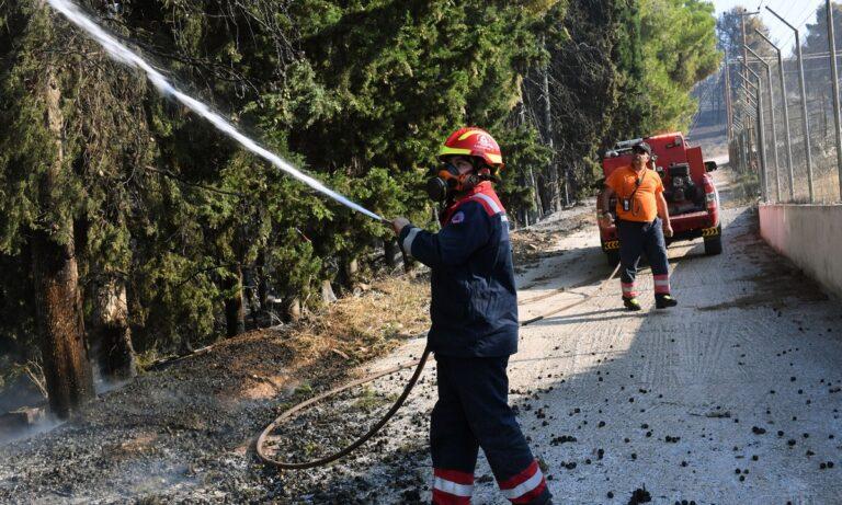 Πυροσβεστική: Αριθμός ρεκόρ – 72 πυρκαγιές σε 24 ώρες!