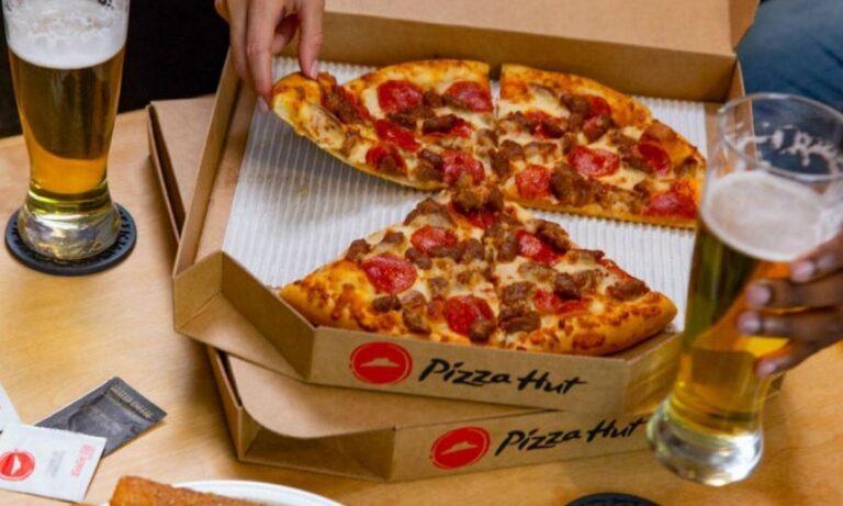 Φεύγει από την Ελλάδα η Pizza Hut