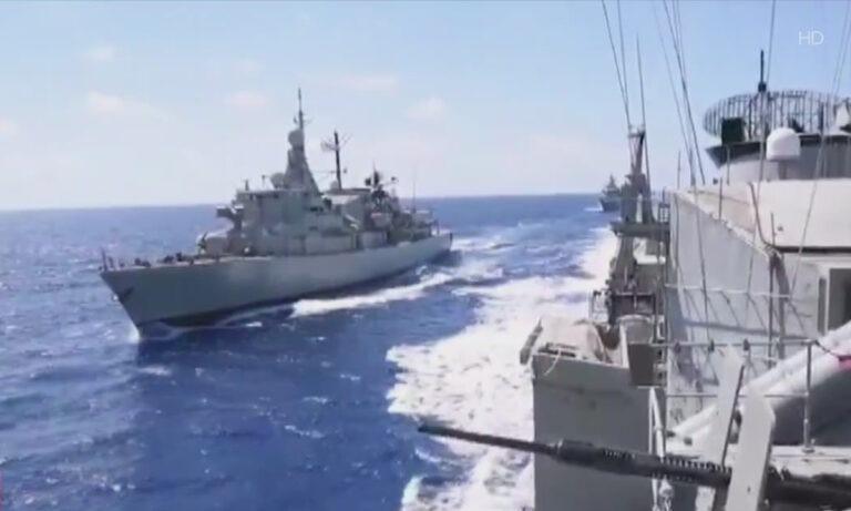 Αιγαίο: Σε ετοιμότητα ο στόλος και διπλωματικός πυρετός