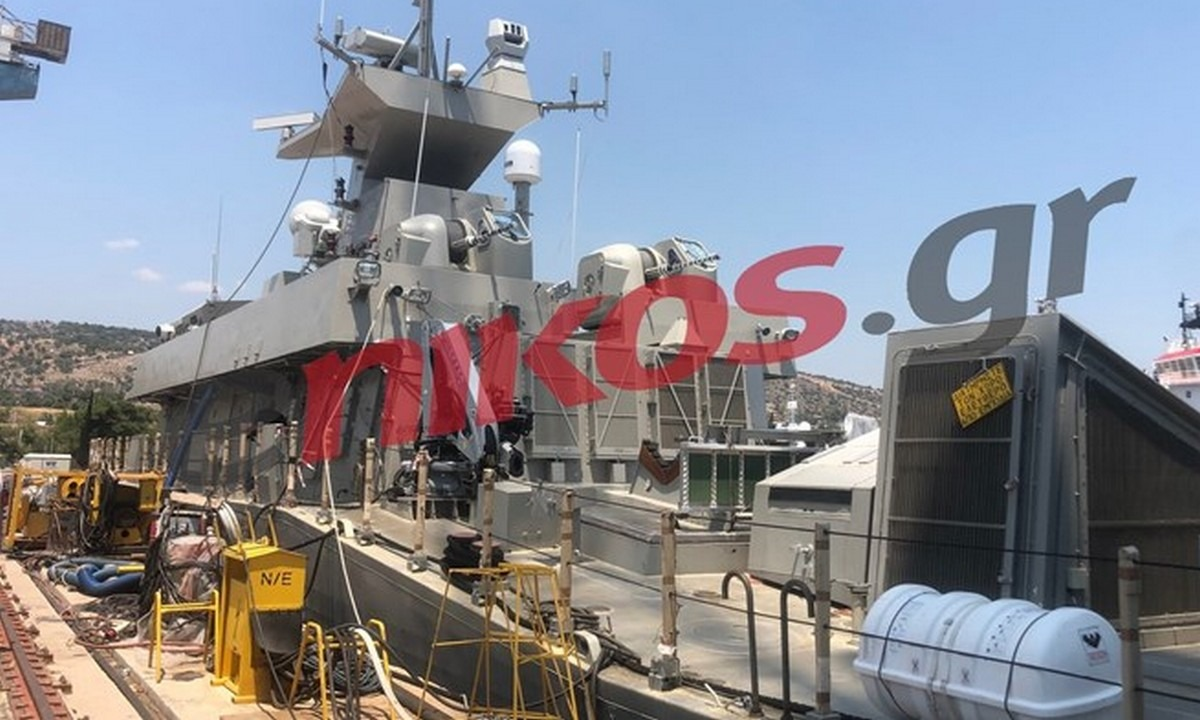 Πολεμικό Ναυτικό: Ενίσχυση με δυο «θηρία»