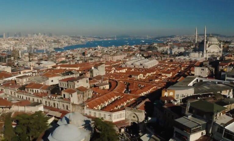 Η τουρκική κυβέρνηση έβγαλε βίντεο για την κοινότητα Ελλήνων στην Κωνσταντινούπολη
